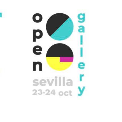 Open Gallery Sevilla 2020 en Diferentes espacios