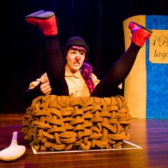 Teatro en la Casa de Cultura de Gamonal