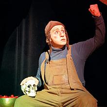 Ser o no ser, una cómica tragedia en Teatro Arbolé en Zaragoza