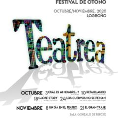 Vuelve Teatrea, el festival de teatro para niños y niñas
