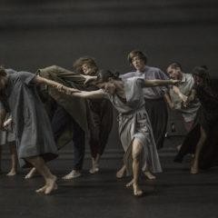 La danza y la acción física, protagonistas en 'Una gran emoción política' en el Teatro Circo