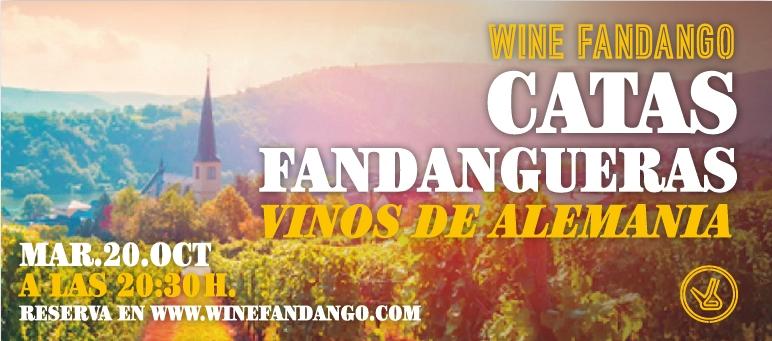 Octubre en el Wine Fandango