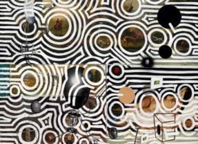 Xesco Mercé. Oasi en CCCA Can Castells Centre d'Art en Barcelona