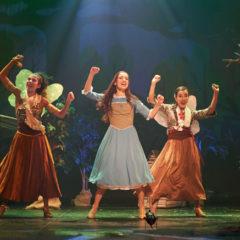 El Musical 'La Bella Durmiente y el bosque escondido' en el Teatro Romea