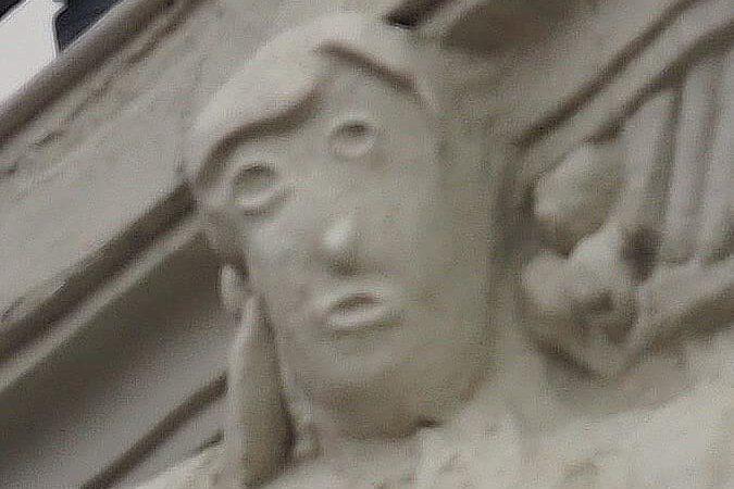 Ecce Homo en Palencia