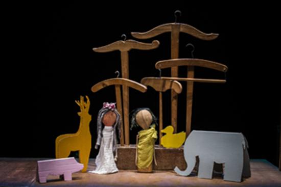 Orfeo, teatro familiar con títeres en Tui