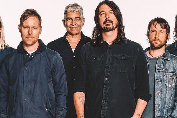 Foo Fighters anuncian nuevo disco