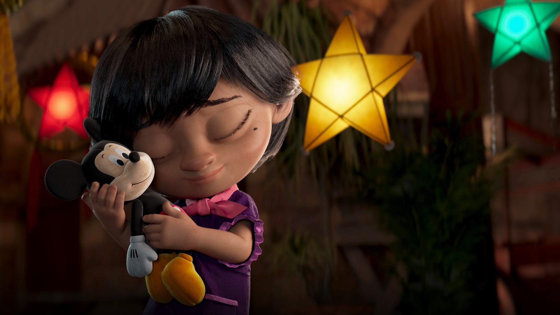 Ana Guerra pone voz al cortometraje navideño de Disney