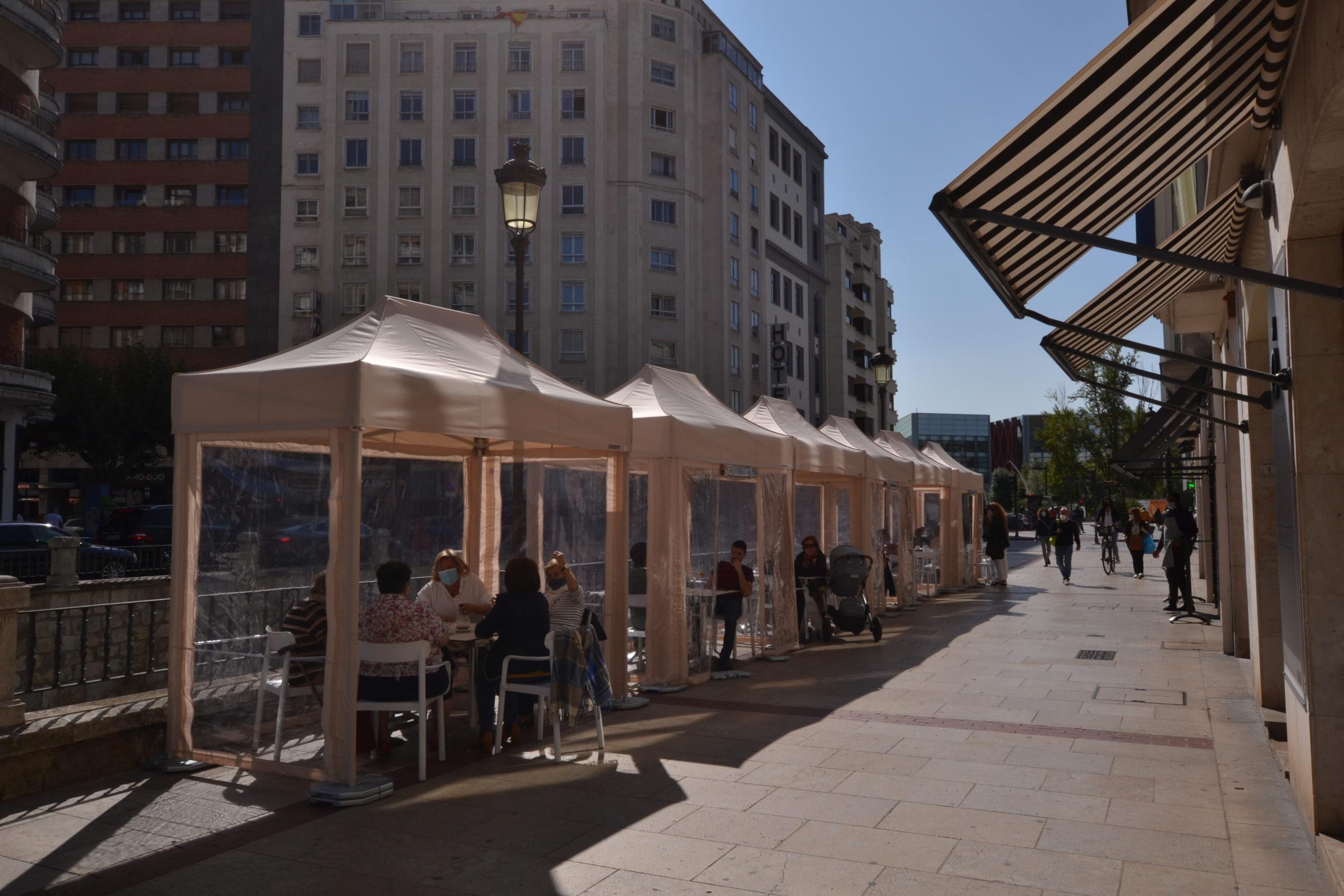 La hostelería de Burgos exige ayudas directas al sector