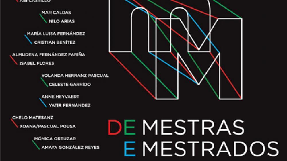 De mestras e mestrados exposición Pontevedra