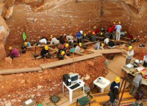 Atapuerca celebra online sus 20 años como Patrimonio de la Humanidad