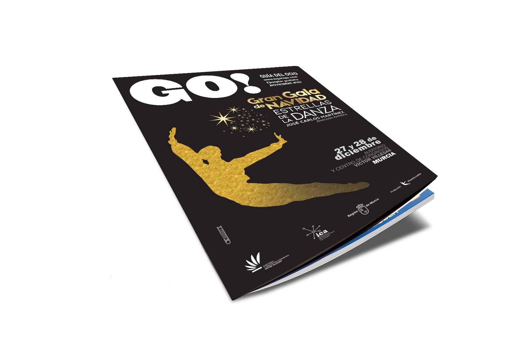 ¡Aquí puedes leer la Guía de noviembre de la revista GO Murcia!