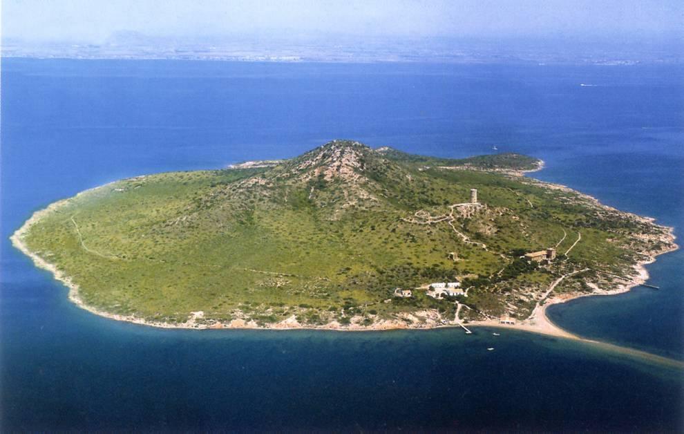 Isla del Barón de San Javier