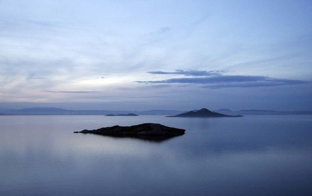 Isla del Sujeto en Murcia