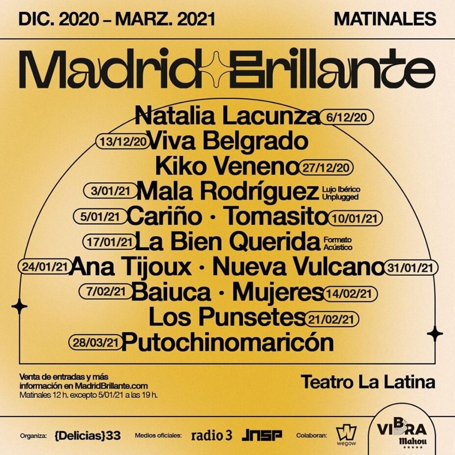 Madrid Brillante 2020