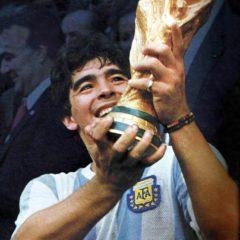 Fallece Diego Armando Maradona