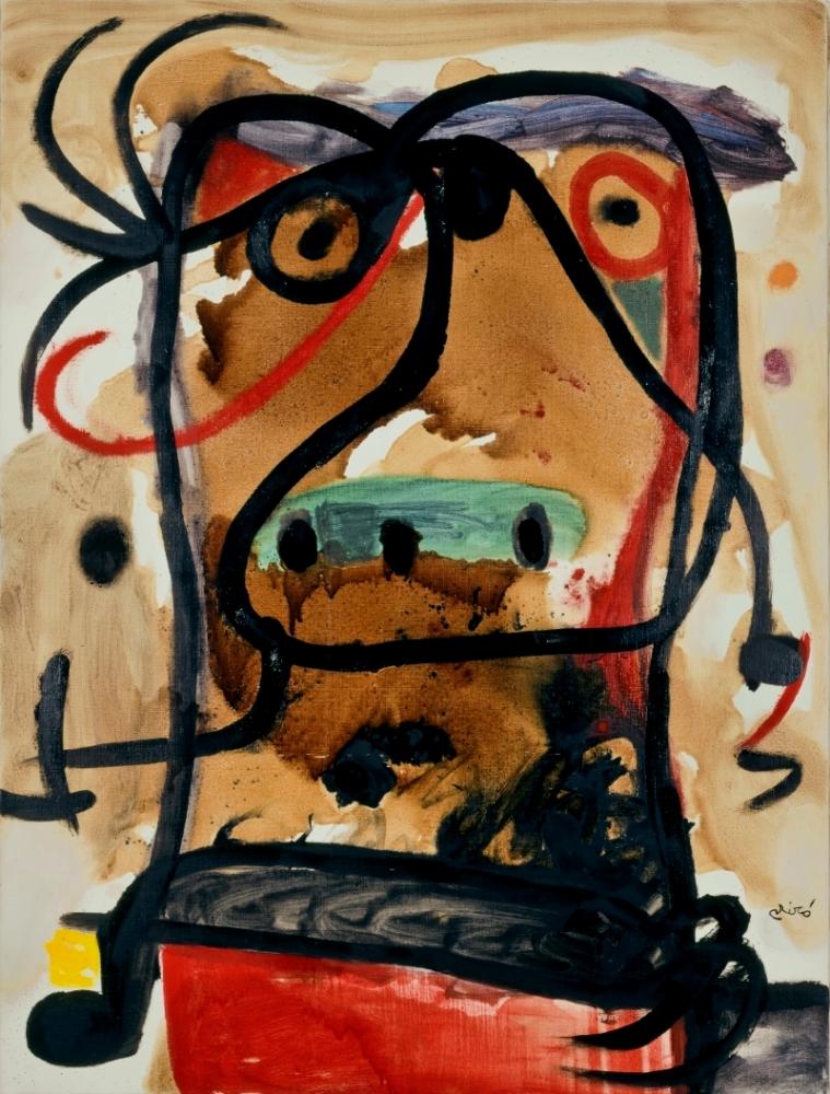 Miró. Una colección exposición Coruña