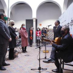 Del Pozo anuncia que la Ley Andaluza del Flamenco reconocerá el papel del pueblo gitano en el arte 'jondo'