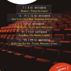 Revista Go! Pontevedra noviembre; Disfruta el ocio y la cultura