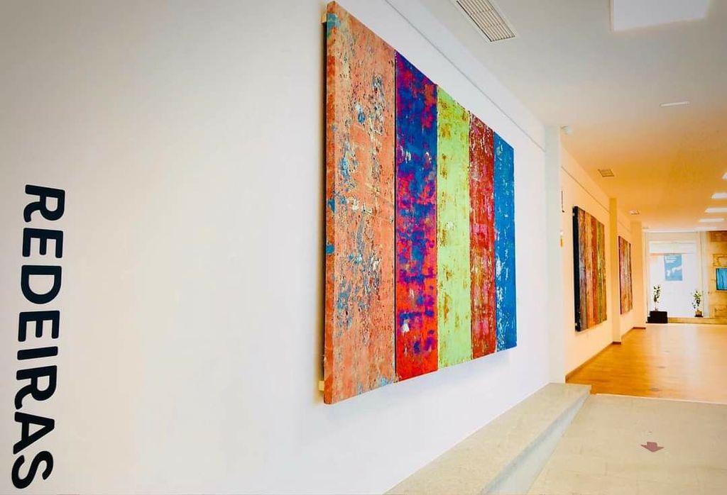 Redeiras, exposición de Darío Basso en Vigo