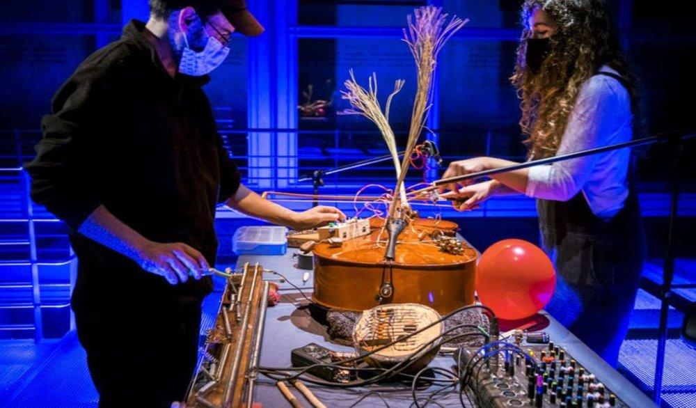 El festival Sinsal Outono presenta 'Microresidencias Verbum'
