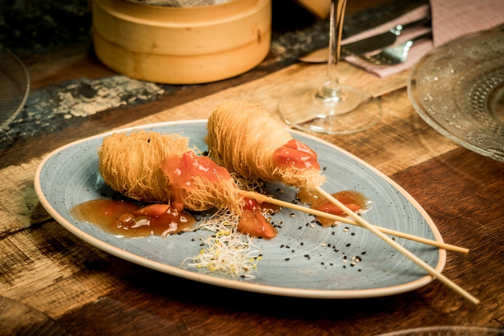 Comida para llevar Pontevedra