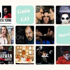 Los 10 espectáculos que no te puedes perder esta semana en Murcia
