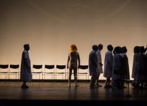 `Bacanal, días de mostaza y kétchup´ en el Teatro Calderón