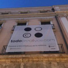Exposición: Todocreativos.com en el Teatro Principal