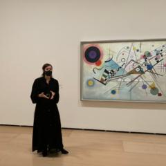 El Museo Guggenheim inaugura el próximo 20 de noviembre la exposición de Kandinsky