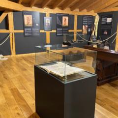 El Arrantzaleen Museoa de Bermeo expone «Acurio y Elkano 1519-1522. «vizcaínos» en la primera vuelta al mundo»