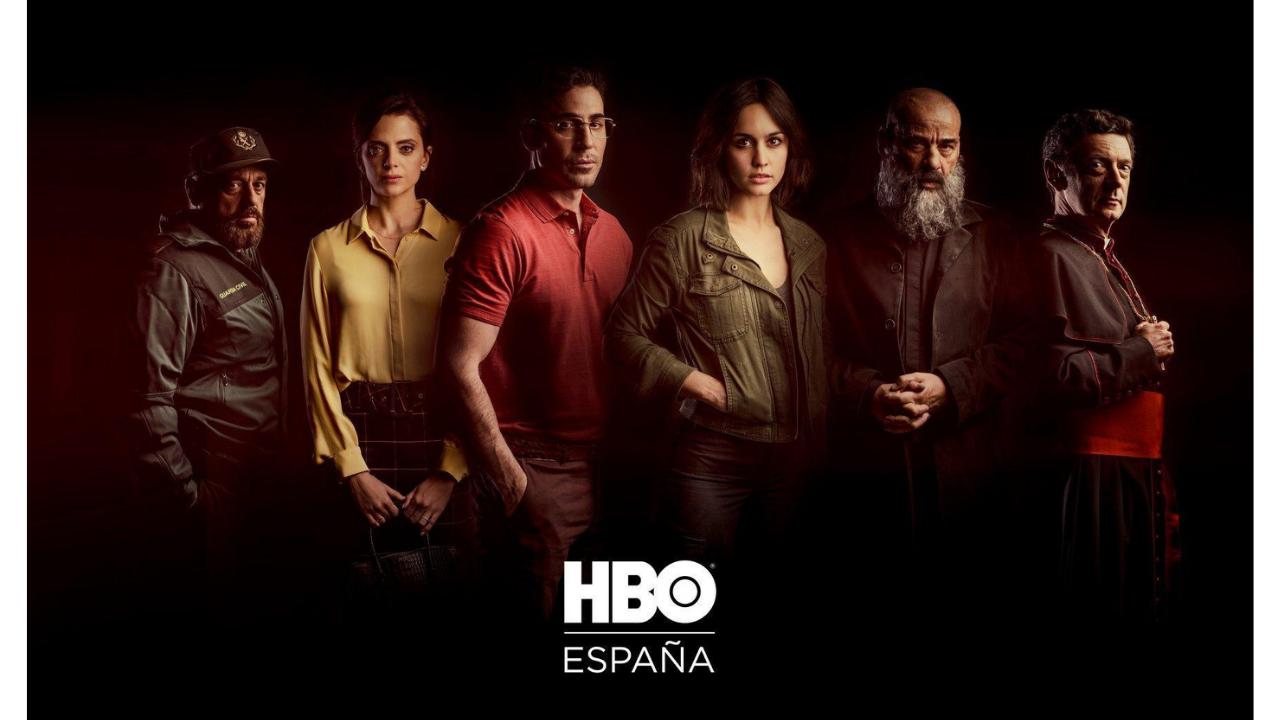 '30 monedas', la serie española de terror que estabas esperando