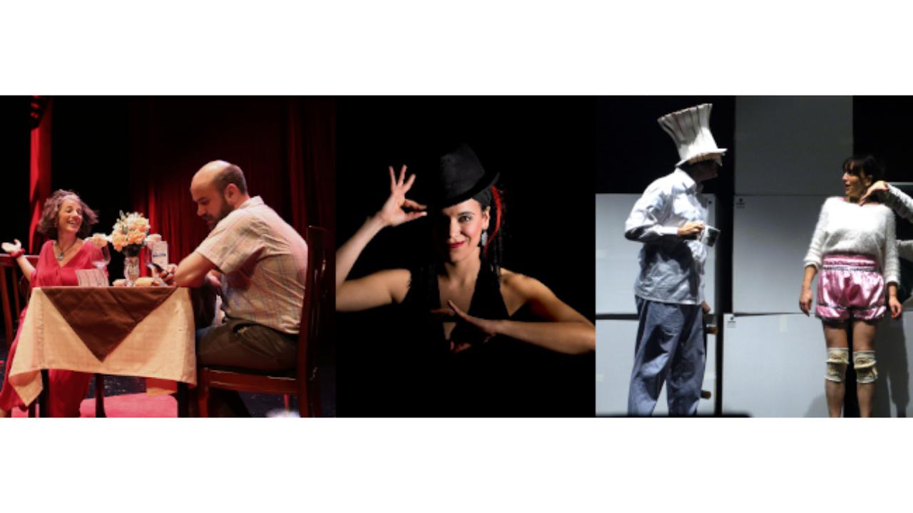 El ciclo de compañías bilbaínas Kupula Bilbao concluye en el Campos Elíseos con tres espectáculos