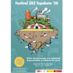 El Festival ZKZ Topaketa llega a Bilbao entre el 4 y el 8 de diciembre