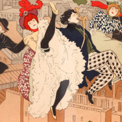 El espíritu de Montmartre en los tiempos de Toulouse-Lautrec en CaixaForum Zaragoza