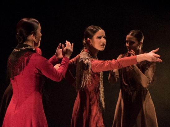 IV Ciclo de Danza Española: 'Hacia dónde' en el Auditorio de Cabezo de Torres