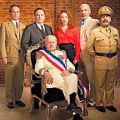 La fiesta del Chivo en Teatro Principal de Palencia