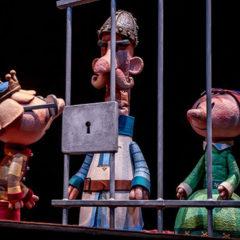 Titeremurcia: El Princi-Pato en el Auditorio de Beniaján