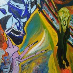 Exposición: 'De la tierra y los colores' en el Teatro Principal