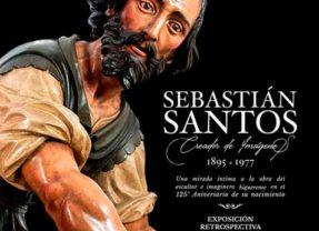 Sebastián Santos. Creador de imágenes en Sala de la Provincia de la Diputación Provincial de Huelva
