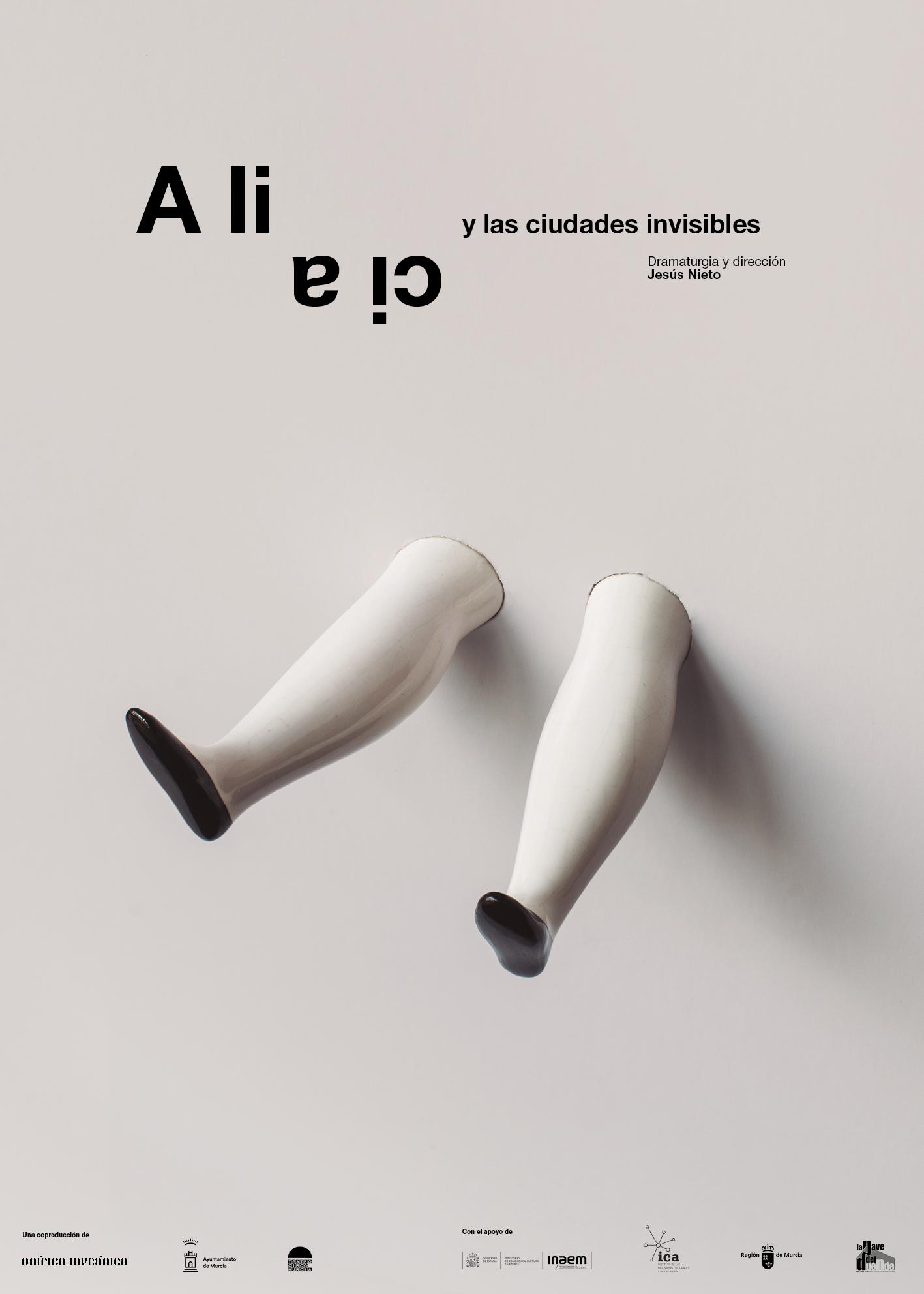 'Alicia y las ciudades invisibles' en el Auditorio de Cabezo de Torres