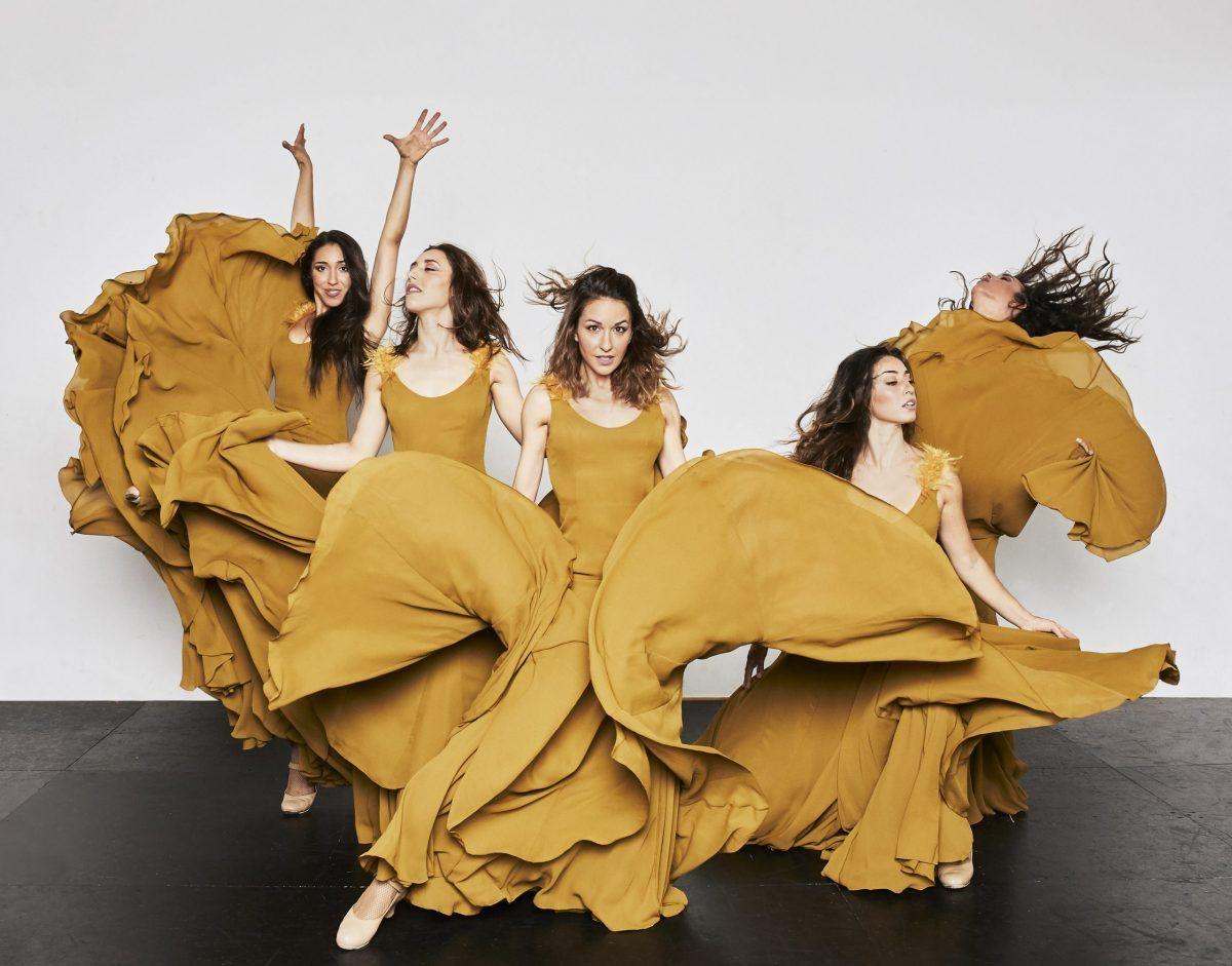 La compañía de Antonio Najarro bailará en el Villegas