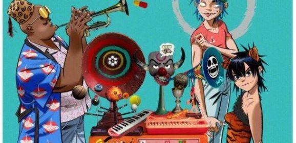 Gorillaz anuncia un concierto online de su último disco en Live Now