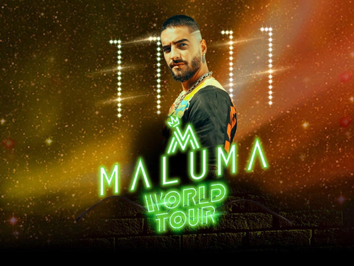 Maluma Concierto en Starlite Marbella 2021 Festival