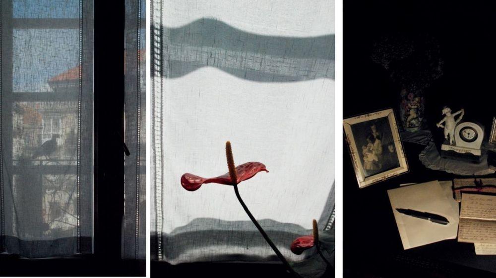 Da miña casa, exposición de Román Pereiro en Vigo