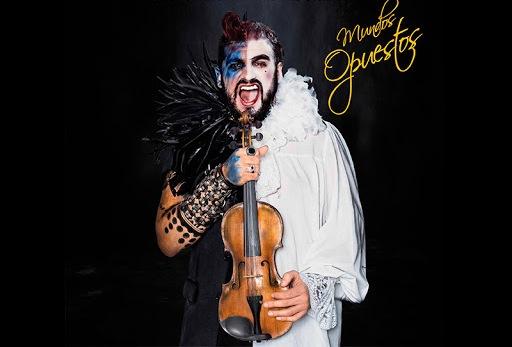 Strad violinista rebelde concierto Santiago