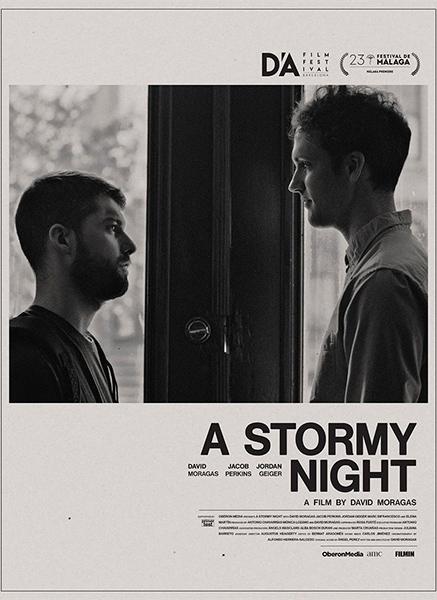 Estreno de A Stormy Night el 10 de diciembre