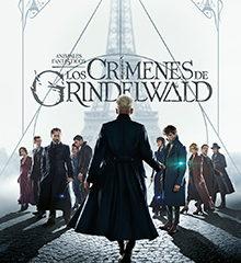Estreno de Animales fantásticos: Los crímenes de Grindelwald el 4 de diciembre
