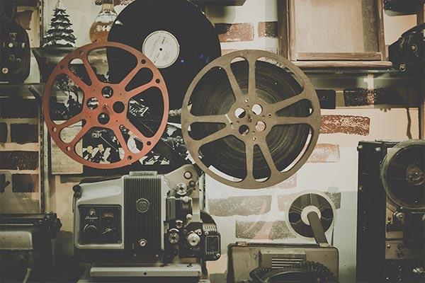 Taller de cinematografía en Biblioteca Pública