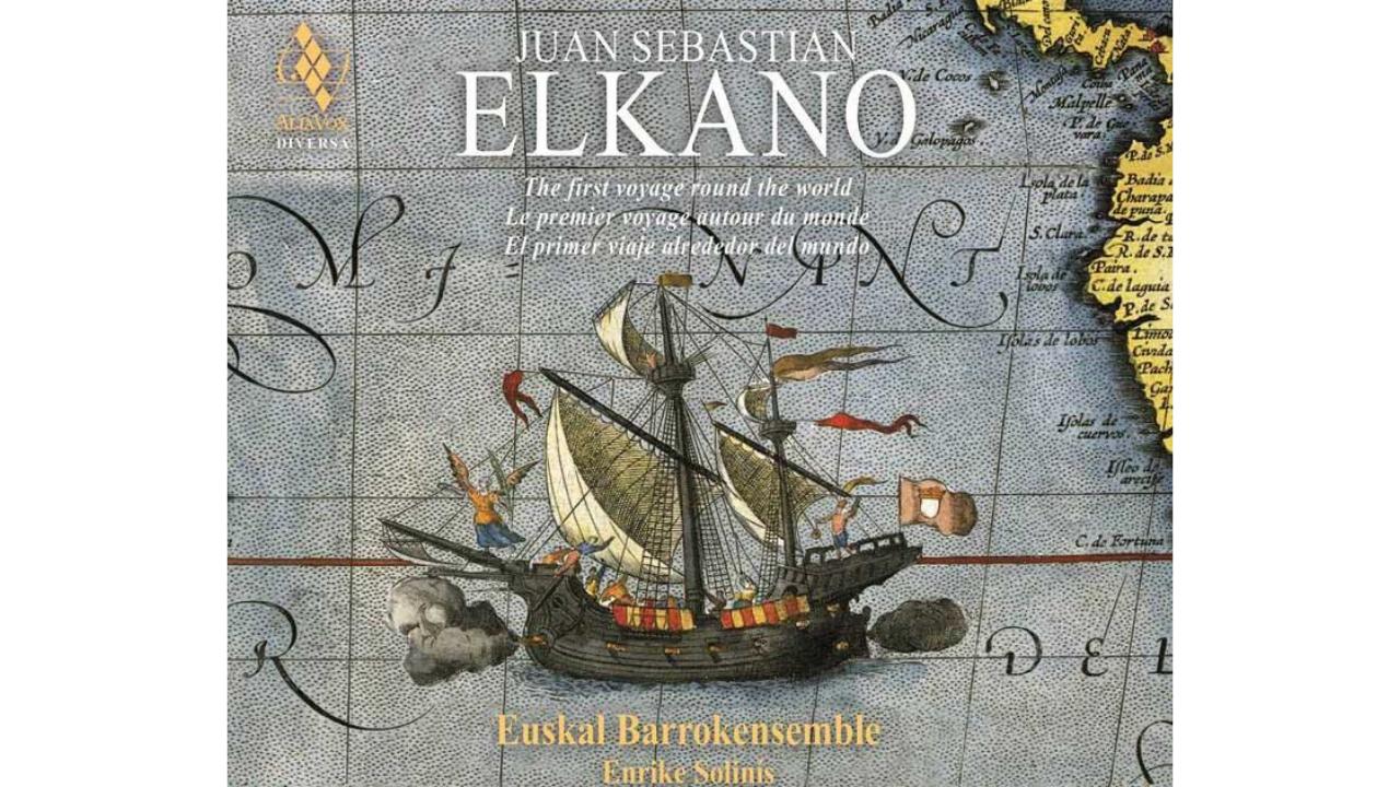 Euskal Barrokensemble ofrecerá mañana un concierto homenaje a Juan Sebastián Elkano en el Teatro Arriaga